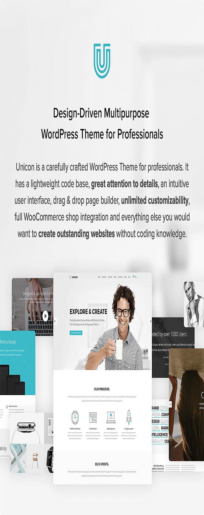 Unicon theme