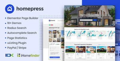 HomePress 1