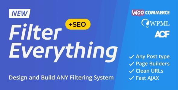 افزونه Filter-Everything